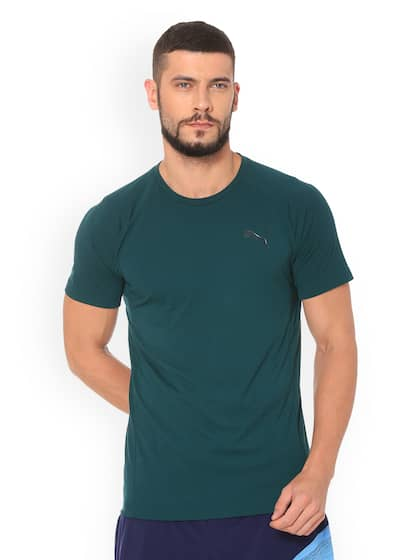 dbf2ee0be03e Puma T shirts - Buy Puma T Shirts For Men & Women Online in India