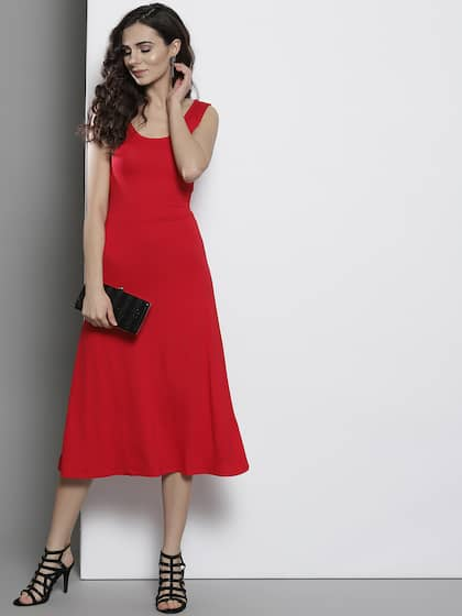 63603e82b85 Red Dress | Buy Red Dress Online in India at Best Price