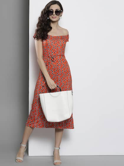 ef546e68 A-Line Dress - Buy Trendy A-line Dresses Online in India | Myntra