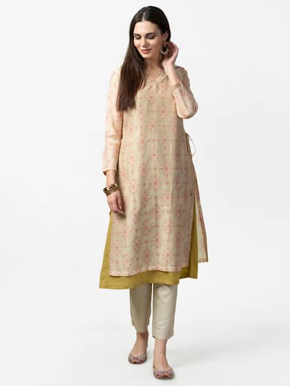 7c81bdd6e7 Silk Kurtas | Buy Silk Kurtas Online in India at Best Price