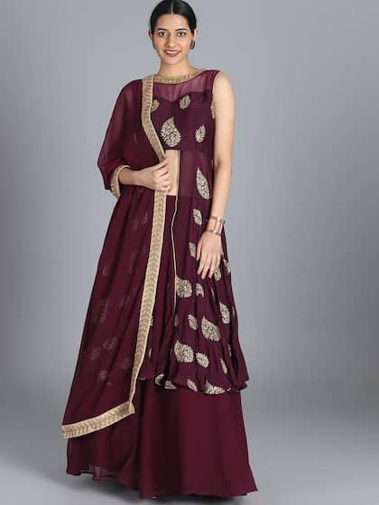 dd9a39b6e9 Bollywood Vogue. Made to Measure Lehenga & Blouse ...