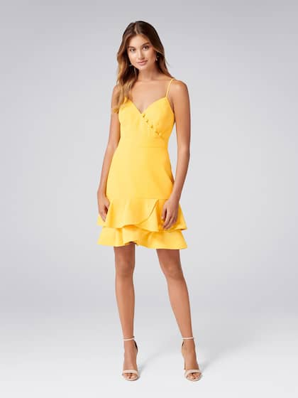 4d8abddb29 Forever New Dresses - Buy Dresses from Forever New Online | Myntra