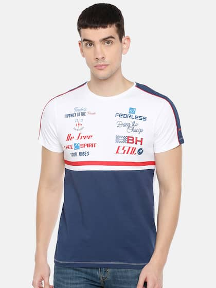 7250b9587e16 Buy Being Human T-Shirts Online For Men At Myntra