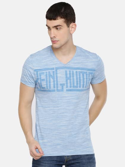 68b47e895 Buy Being Human T-Shirts Online For Men At Myntra