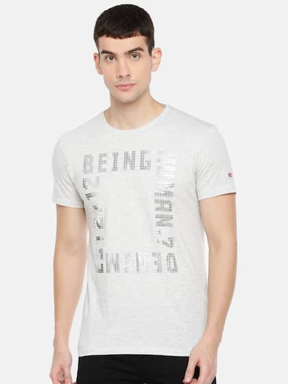 343881ea5959 Buy Being Human T-Shirts Online For Men At Myntra