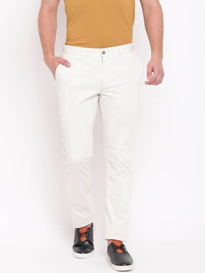ba22a80a Trousers For Men - Buy Mens Trousers Pants Online - Myntra
