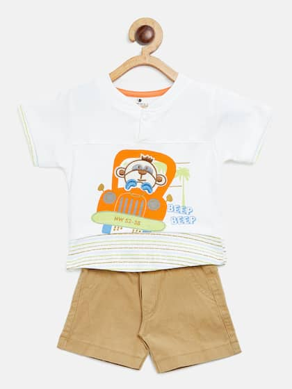 Boys Clothing Sets - Buy Boys Clothing Sets online in India