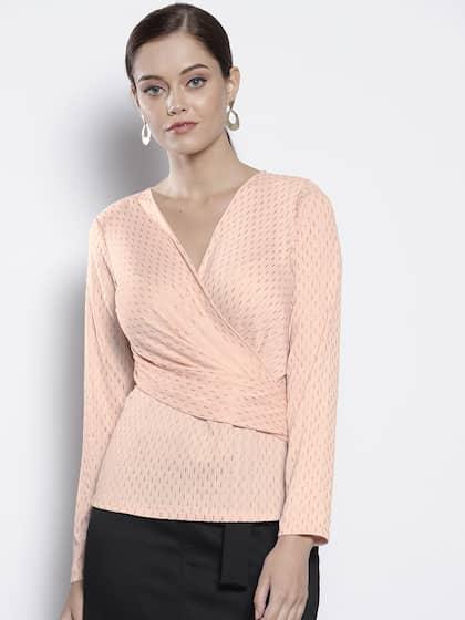 7b7d763781 Tops - Buy Designer Tops for Girls & Women Online | Myntra