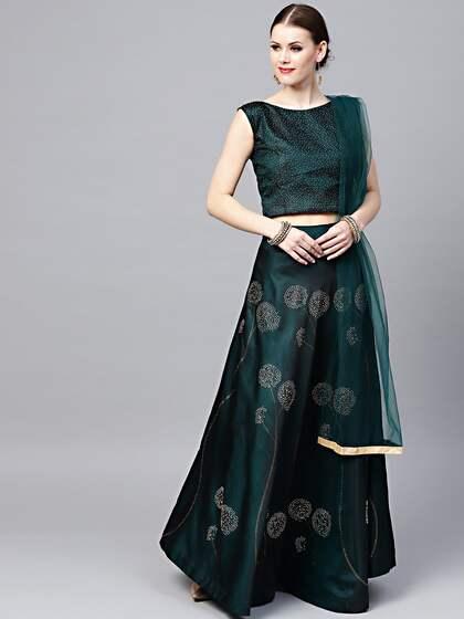 0b20292982 Bridal Lehenga - Buy Bridal Lehengas At Best Price Online | Myntra