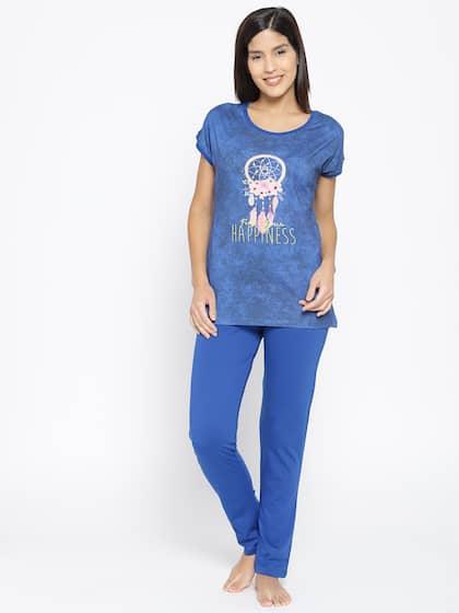 5adcbb18c6 Women Blue Night Suits