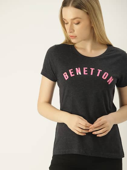 a755a1f7572a UCB T-shirt - Buy United Colors of Benetton T-shirts for Men & Women