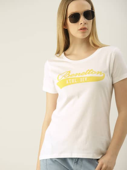 f3cfe2f7 UCB T-shirt - Buy United Colors of Benetton T-shirts for Men & Women