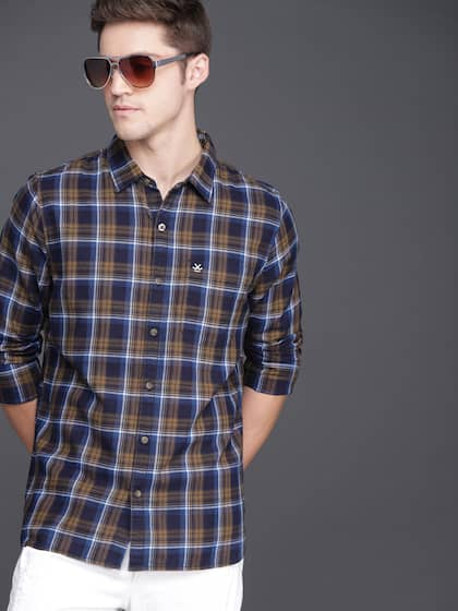 5071effb0 Wrogn Shirts - Buy Wrogn Shirts online in India