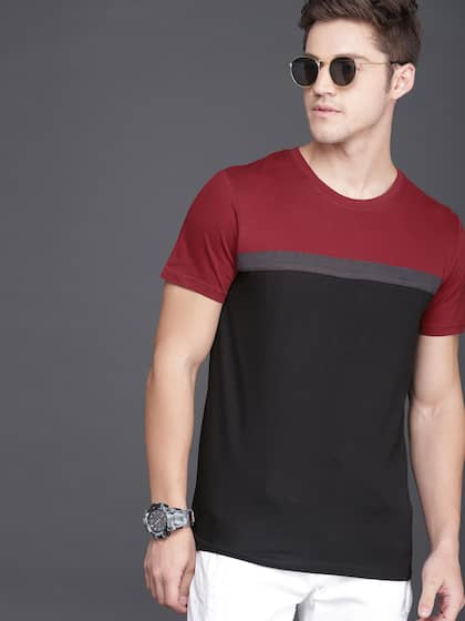024faeaa9170 T-Shirts - Buy TShirt For Men, Women & Kids Online in India   Myntra