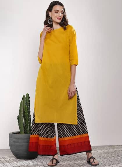 915314ebc1 Ethnic Wear - Buy Designer Ethnic Wear for Women Online | Myntra