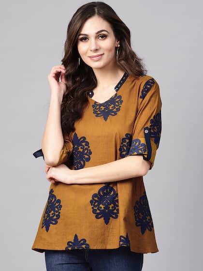 79e14c5139c Tunics for Women - Buy Tunic Tops For Women Online in India