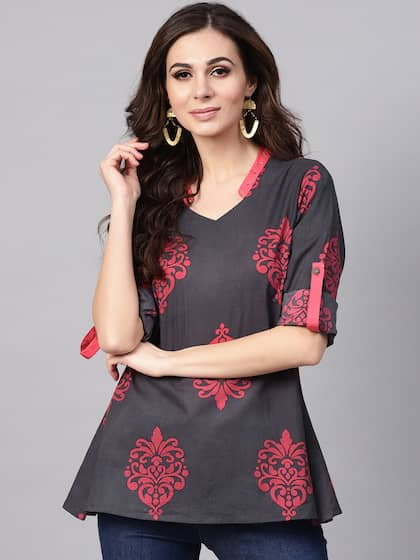 e8c63e2dedc Tunics for Women - Buy Tunic Tops For Women Online in India