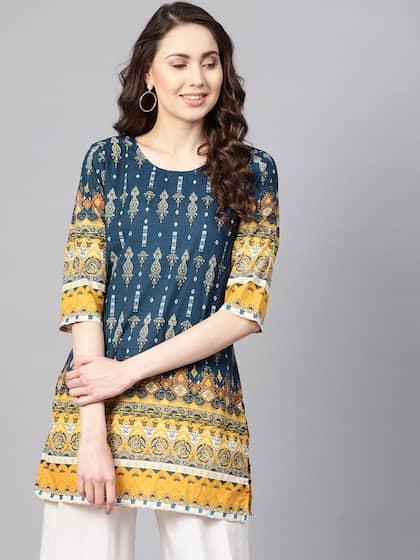 beef4154c672b1 Tunics for Women - Buy Tunic Tops For Women Online in India