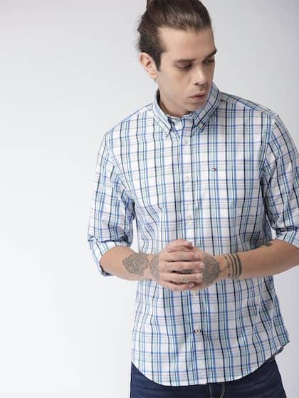 2994956b2a46 Tommy Hilfiger Shirts - Buy Tommy Hilfiger Shirt Online | Myntra