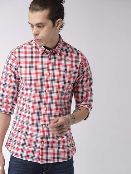 1d66d62f Tommy Hilfiger Casual Shirts - Buy Tommy Hilfiger Casual Shirts ...