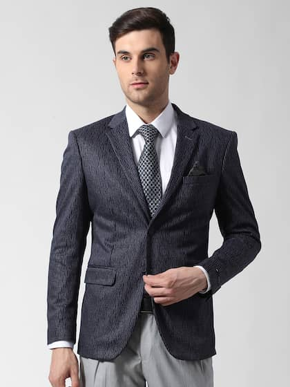a21eb650 Printed Blazers - Buy Printed Blazers online in India