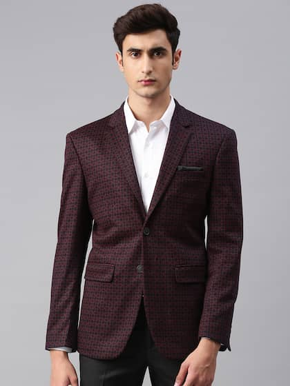 b313996e0 Peter England Blazers | Buy Peter England Blazers Online in India