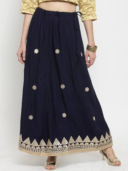 e4129dea Maxi Skirts | Buy Maxi Skirts Online in India at Best Price