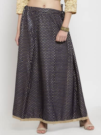 869a8dbea Ethnic Long Skirts - Buy Ethnic Long Skirts Online | Myntra