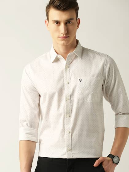 46d11aaabe Allen Solly Shirt - Buy Allen Solly Shirts Online | Myntra