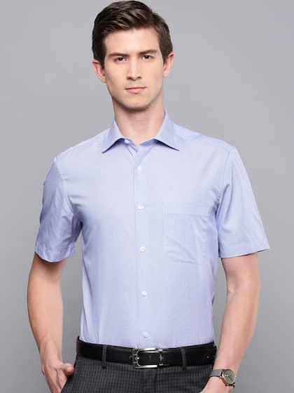 90ebd6a48c6476 Formal Shirts for Men - Buy Men's Formal Shirts Online | Myntra