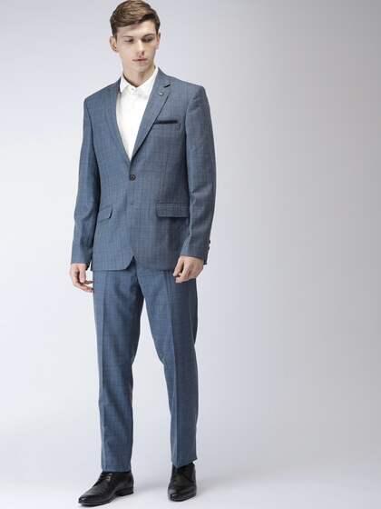 029f5b6c234a Suits for Men - Buy Men Suit & Blazer Online | Myntra