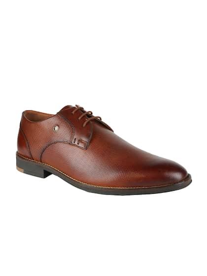 3753b5b33f86c3 Formal Shoes For Men - Buy Men's Formal Shoes Online   Myntra