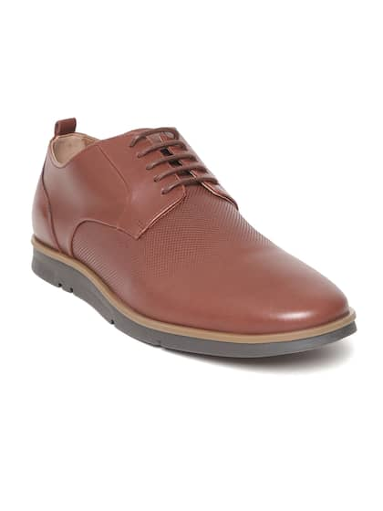c79f5d1209b75 Leather Formal Shoes | Buy Leather Formal Shoes Online in India at ...