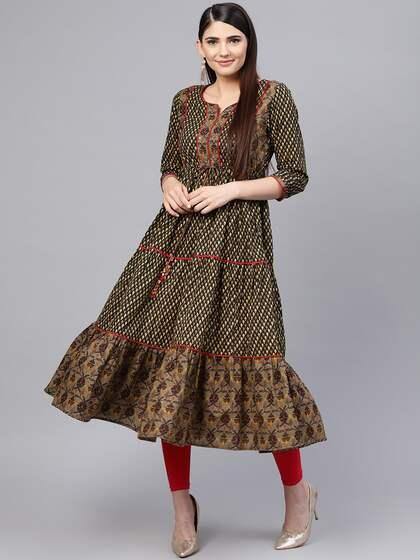 ff9cbda3de88 Printed Anarkali - Buy Printed Anarkalis Suits online | Myntra