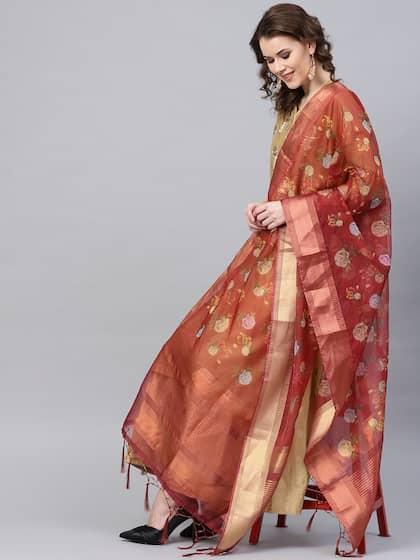 557a2777f5 Chanderi Silk - Buy Chanderi Silk online in India