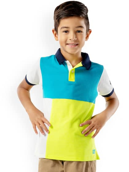 38de440b6 Boys T shirts - Buy T shirts for Boys online in India