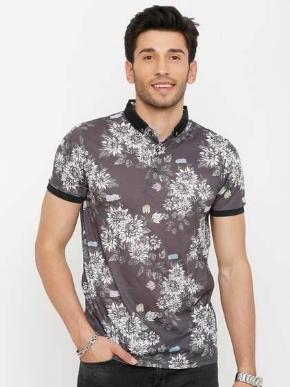 c0916458 Floral Print Tshirts - Buy Floral Print Tshirts online in India