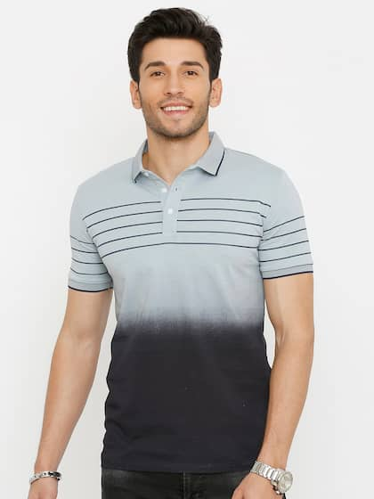 fa17ef3df1 Men T-shirts - Buy T-shirt for Men Online in India | Myntra
