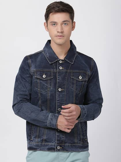 f3422ccc8 Denim Jacket - Buy Denim Jacket Online - Myntra