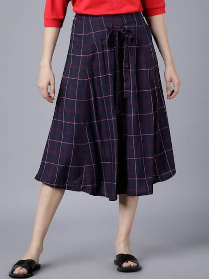 5eb3585e09 Flared Skirts - Buy Flared Skirts online in India