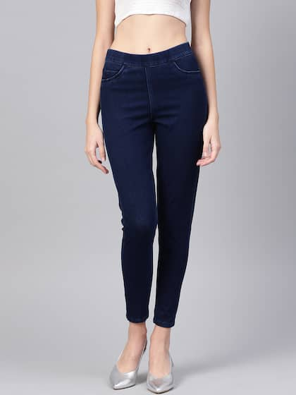 3f633e0599c6c Jeggings - Buy Jeggings For Women Online from Myntra