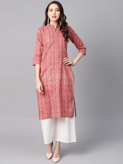 e8bbf6a07b Ethnic Kurtas - Buy Ethnic Kurta Online in India at Myntra