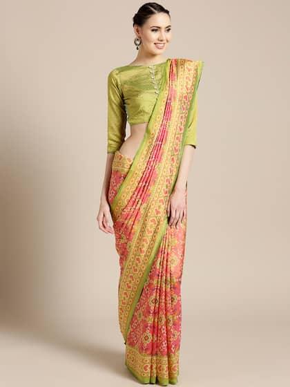 d37d1ef766 Ikat Sarees Online - Shop Attractively Designed Ikat Saree