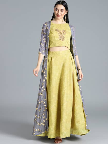 6b73099738 Vogue Lehenga Choli Sarees - Buy Vogue Lehenga Choli Sarees online ...