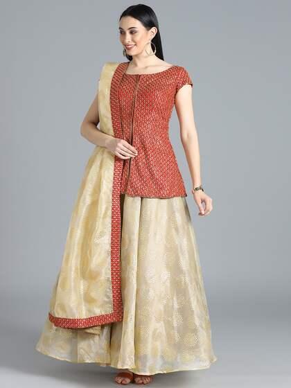 1f48f15a71 Bollywood Vogue Lehenga Choli - Buy Bollywood Vogue Lehenga Choli ...