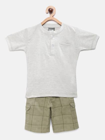 19323c779e2ec Boys Clothing - Buy Latest & Trendy Boys Clothes Online | Myntra