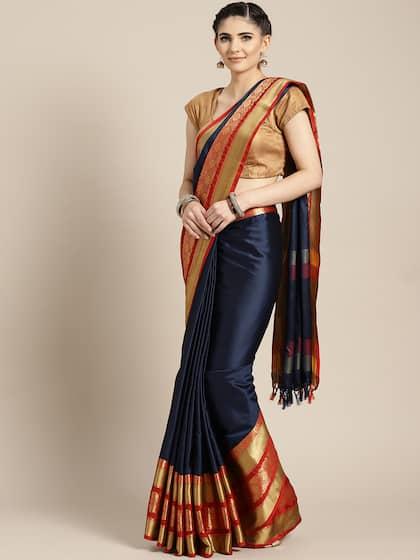 04842effb6 Bridal Saree - Buy Designer Bridal Sari Online | Myntra