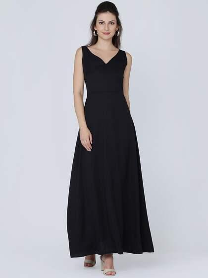 bdd720dc3635 Black Dress - Buy Black Dresses For Women in India   Myntra