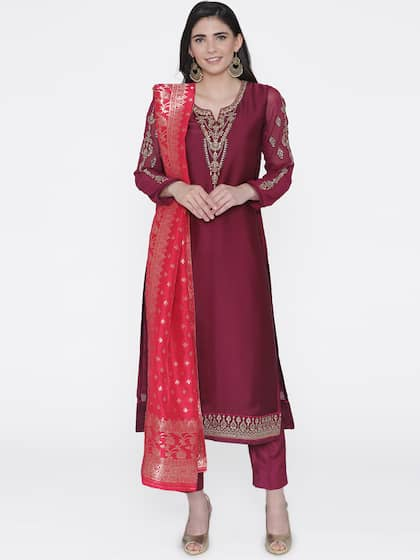 54756cea19 Dress Materials - Buy Ladies Dress Materials Online in India