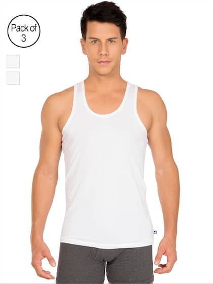 bb1bd6835cb7 Vests For Men - Buy Mens Innerwear Vests Online - Myntra